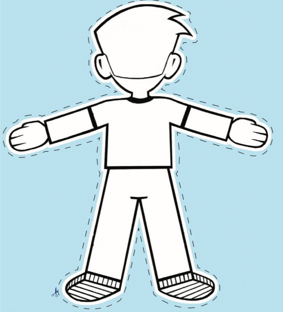 free printable flat stanley template - fun flat stanley projects the excellent educator