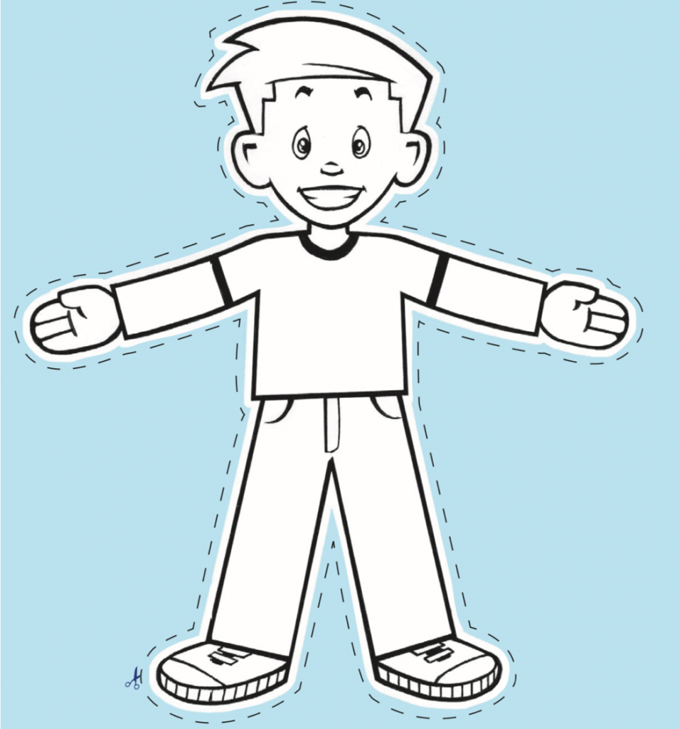photograph regarding Flat Stanley Printable Templates identified as Exciting Flat Stanley Jobs The Good quality Educator