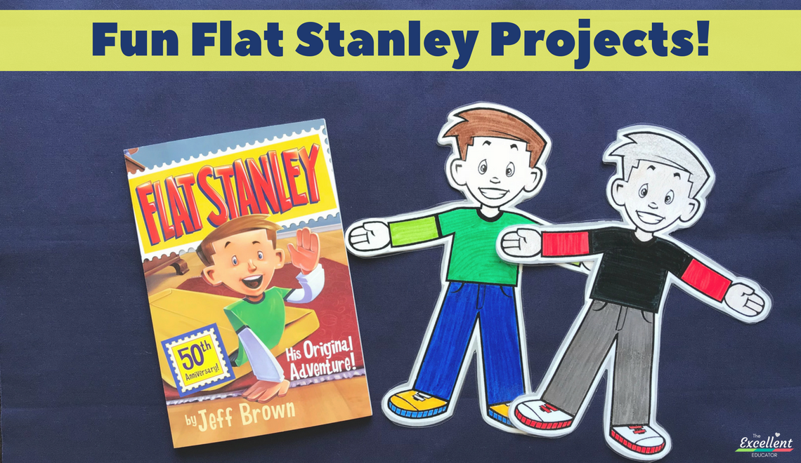 Fun Flat Stanley Projects | The Excellent Educator