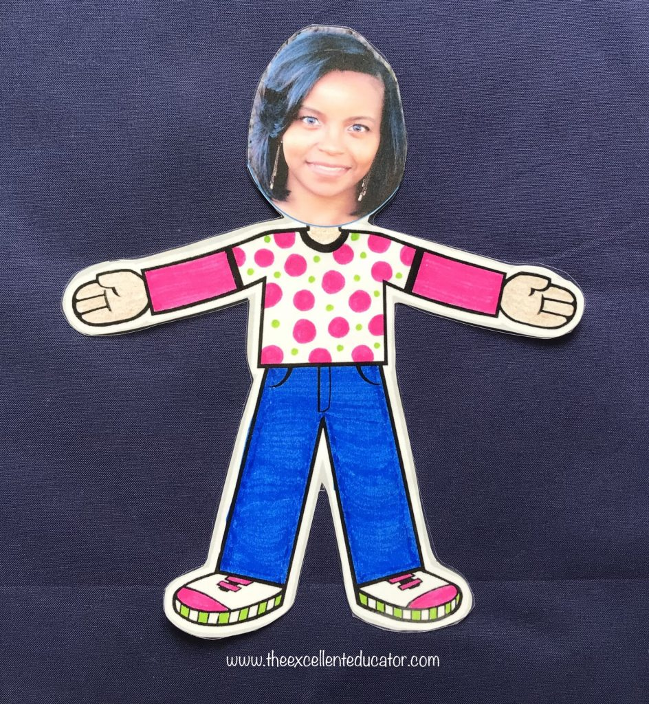 photograph regarding Flat Stanley Printable Templates named Entertaining Flat Stanley Initiatives The Fantastic Educator
